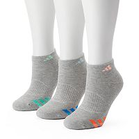 Women's adidas 3 pkCushioned Variegated Low-Cut Socks