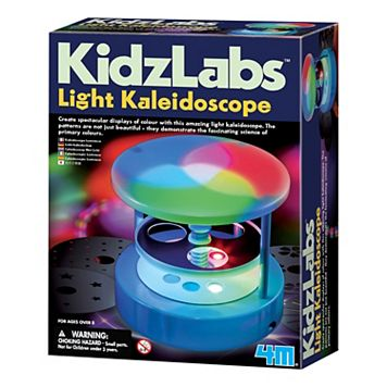 4M Kidzlabs Light Kaleidoscope