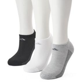 Women's adidas 3-pk. Neutral Striped Superlite No-Show Socks