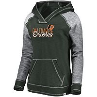 Women's Majestic Baltimore Orioles All That Lightweight Hoodie
