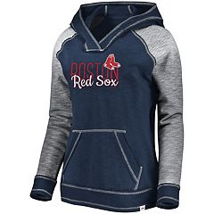 Women's Majestic Boston Red Sox All That Lightweight Hoodie