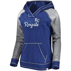 Women's Majestic Kansas City Royals All That Lightweight Hoodie