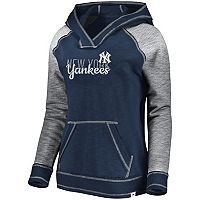 Women's Majestic New York Yankees All That Lightweight Hoodie