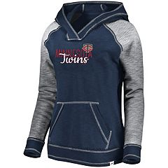 Women's Majestic Minnesota Twins All That Lightweight Hoodie