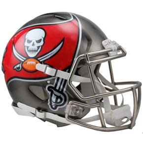 Riddell NFL Tampa Bay Buccaneers Speed Authentic Replica Helmet
