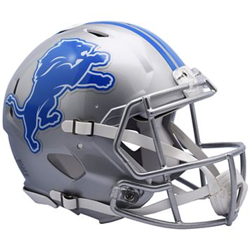 Riddell NFL Detroit Lions Speed Authentic Replica Helmet