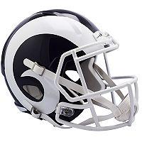 Riddell NFL Los Angeles Rams Speed Authentic Replica Helmet