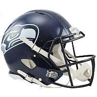Riddell NFL Seattle Seahawks Speed Authentic Replica Helmet
