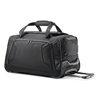 American Tourister Zoom 22-Inch Wheeled Duffle Bag