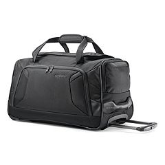 a59a0fac52ee American Tourister Zoom 22-Inch Wheeled Duffle Bag