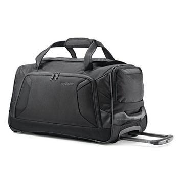 American Tourister Zoom 22-Inch Wheeled Duffle Bag