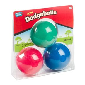 Toysmith Mini Dodge Ball Set