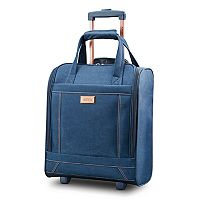 American Tourister Belle Voyage Wheeled Underseater Carry-on Luggage
