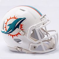 Riddell NFL Miami Dolphins Speed Mini Replica Helmet
