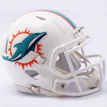 Riddell NFL Miami Dolphins Speed Mini Replica Helmet
