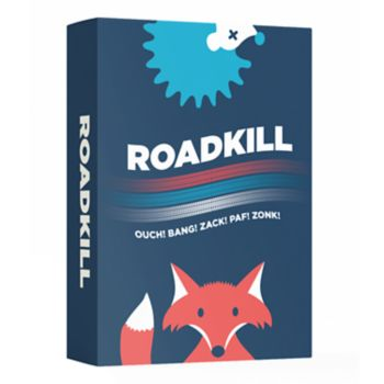 HELVETIQ Roadkill Card Game
