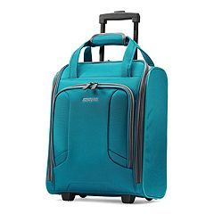 American Tourister 4Kix Wheeled Underseater Carry-on Luggage