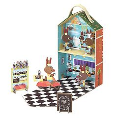 Krooom Bunny Bakery Travel Set