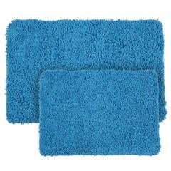 Blue Bath Rug Sets Bath Rugs Mats Bathroom Bed Bath Kohl S