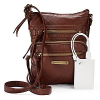 Stone & Co. Emily Large Utility Phone Charging Crossbody Bag