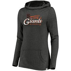 Women's Majestic San Francisco Giants Winning Side Hoodie
