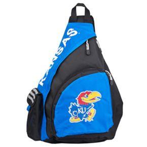 Kansas Jayhawks Lead Off Sling Backpack by Northwest