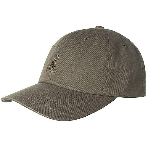 0d154d394c1 Men s Kangol Washed Baseball Cap