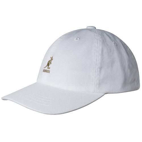 7abefe07556013 Men's Kangol Washed Baseball Cap