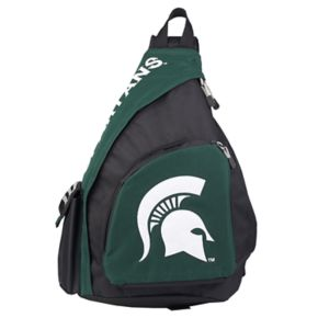 Michigan State Spartans Lead Off Sling Backpack by Northwest