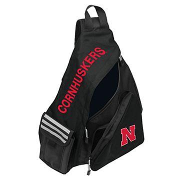 Nebraska Cornhuskers Lead Off Sling Backpack by Northwest
