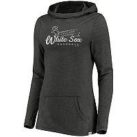 Women's Majestic Chicago White Sox Winning Side Hoodie