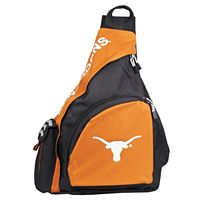 Texas Longhorns Lead Off Sling Backpack by Northwest