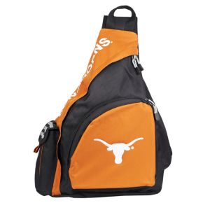 Texas Longhorns Lead Off Sling Backpack by Northwest