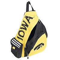 Iowa Hawkeyes Lead Off Sling Backpack by Northwest