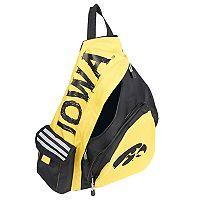 Iowa Hawkeyes Lead Off Sling Backpack by Northwest