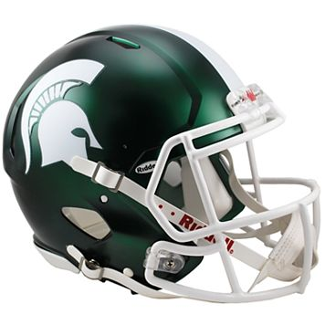 Riddell NCAA Michigan State Spartans Speed Authentic Replica Helmet