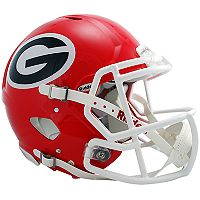 Riddell NCAA Georgia Bulldogs Speed Authentic Replica Helmet