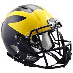 Riddell NCAA Michigan Wolverines Speed Authentic Replica Helmet