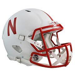 Riddell NCAA Nebraska Cornhuskers Speed Authentic Replica Helmet