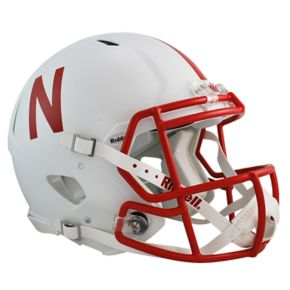 Riddell NCAA Nebraska Cornhuskers Speed Authentic Replica Helmet