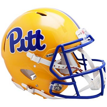 Riddell NCAA Pitt Panthers Speed Authentic Replica Helmet