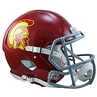 Riddell NCAA USC Trojans Speed Authentic Replica Helmet