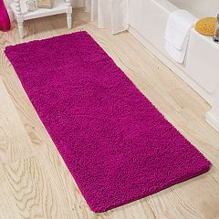 Pink Bath Rugs Amp Mats Bathroom Bed Amp Bath Kohl S
