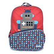 Dragon JJ Cole Toddler Backpack Blue