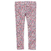 Baby Girl Carter's Floral Leggings