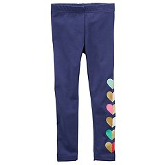 Baby Girl Carter's Multi-Heart Leggings