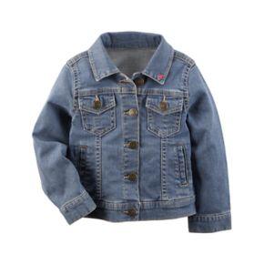Baby Girl Carter's Denim Jacket