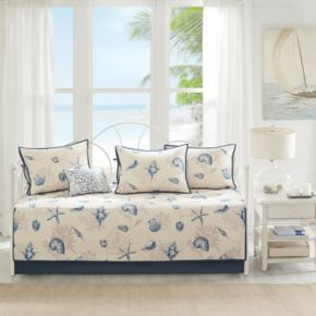 Madison Park 6-piece Nantucket Daybed Set