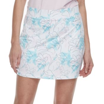 Women's Pebble Beach Printed Skort