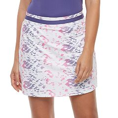 Women's Pebble Beach Printed Golf Skort